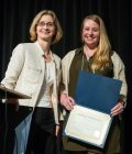 Researcher Claire Watts Receives JCATI Best Poster Award Thumbnail