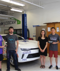 EcoCar receives first place for NSF Innovation Award Thumbnail