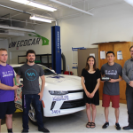 EcoCar receives first place for NSF Innovation Award
