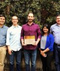 Graduate student team wins best poster award at IEEE conference Thumbnail