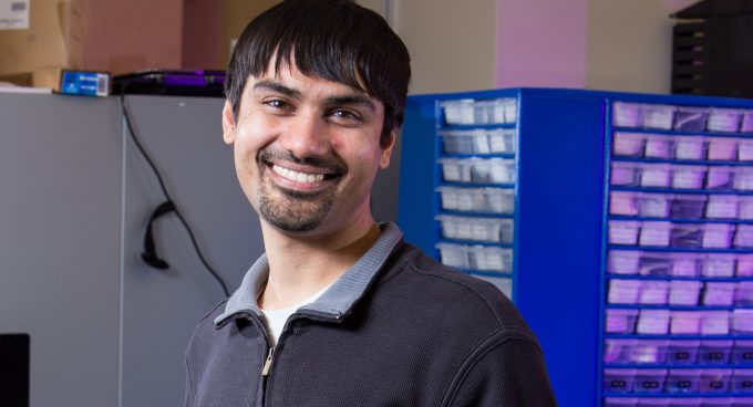 Professor Patel featured in GeekWire's Health Tech Podcast Banner