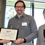 Professor Bruce Darling receives COE Faculty Award in Teaching