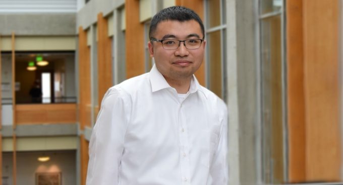 Alum Tong Zhang awarded the 2017 Graduate School Distinguished Dissertation Award in Mathematics, Physical Sciences and Engineering Banner