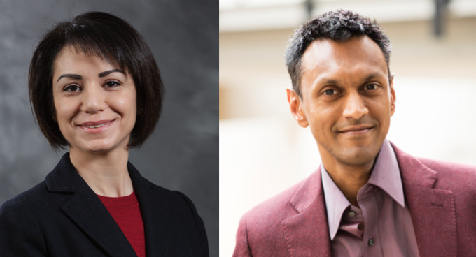 Professors Fazel and Kakade co-lead NSF TRIPODS Award to advance state of the art in data science Banner