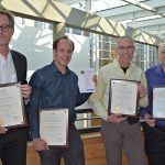 Researchers receive ASME JDSMC Kalman Best Paper Award
