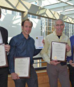 Researchers receive ASME JDSMC Kalman Best Paper Award