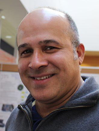 Akbar M. Sayeed Headshot