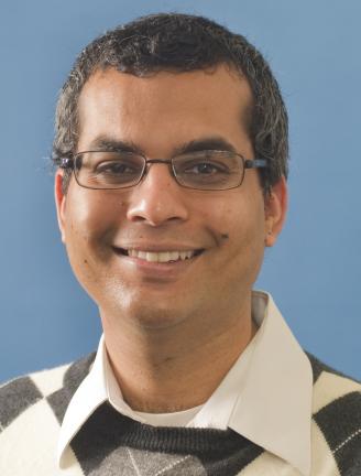 Vijay Gupta Headshot