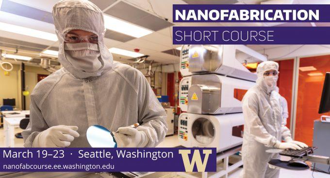 Nanofabrication Short Course 2018 Banner