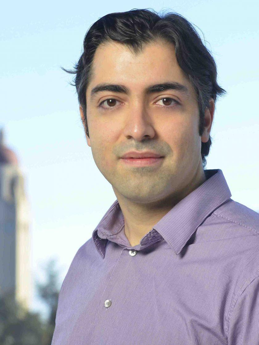 Amin Arbabian Headshot