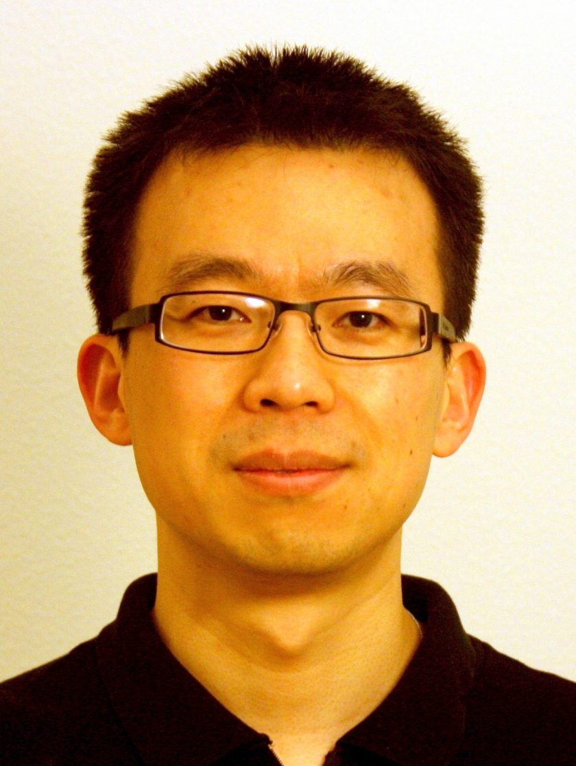 Hongtao Xu Headshot