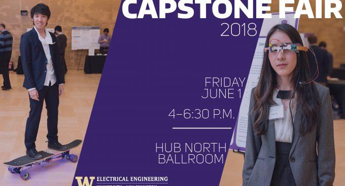 Capstone Fair 2018 Banner