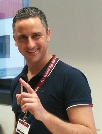 Mauro Conti Headshot