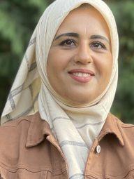 Rania Hussein Headshot