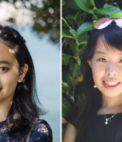 Two electrical engineers selected to attend prestigious conference for women