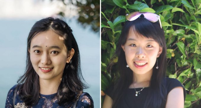 Two electrical engineers selected to attend prestigious conference for women Banner