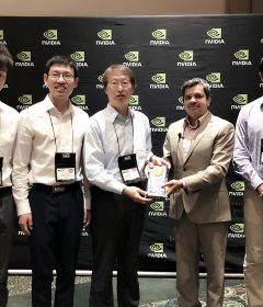Hwang's team beats out the competition in AI challenges