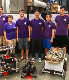 Robotics team heads to China to participate in challenge