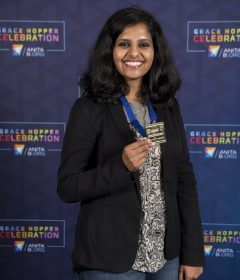 ECE graduate student wins awards for graduate research
