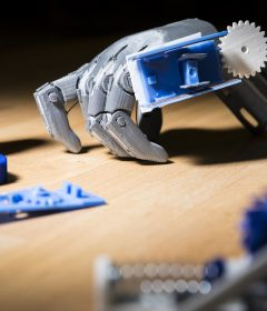 Researchers develop 3-D printed objects that can track and store how they are used