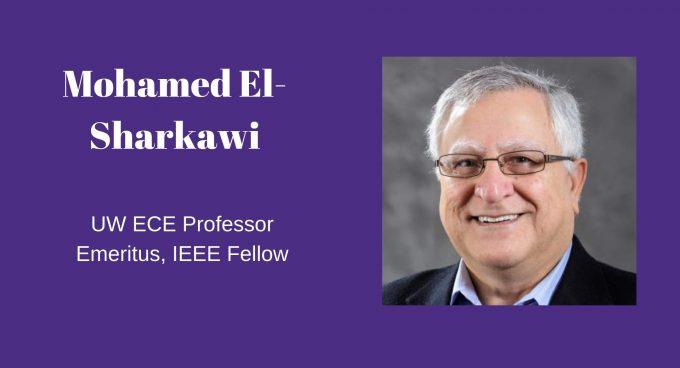 Remembering Professor Mohamed El-Sharkawi Banner