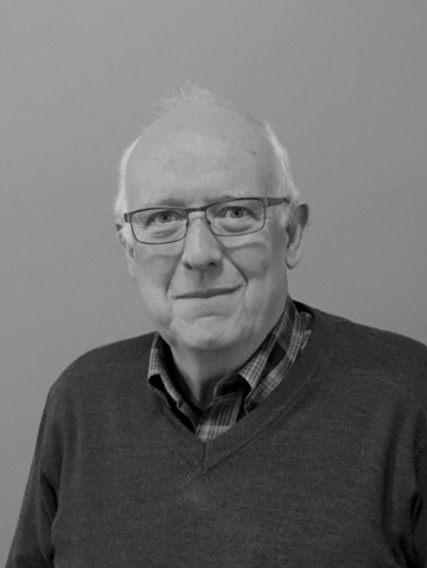 John Reece Headshot