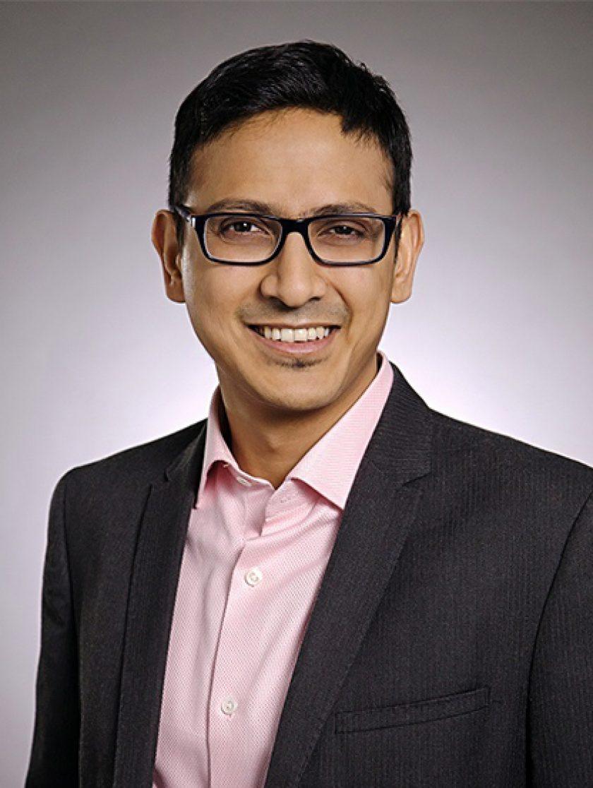 Kaushik Sengupta Headshot