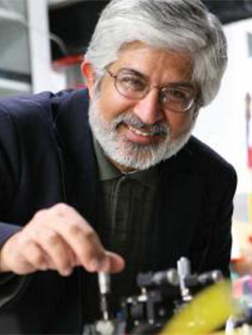 Prem Kumar Headshot