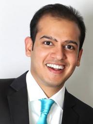 Sidhant Gupta Headshot