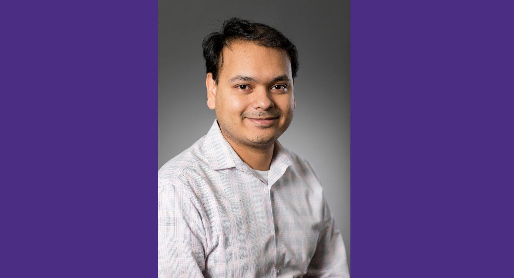 Professor Majumdar appointed WRF Distinguished Investigator Banner