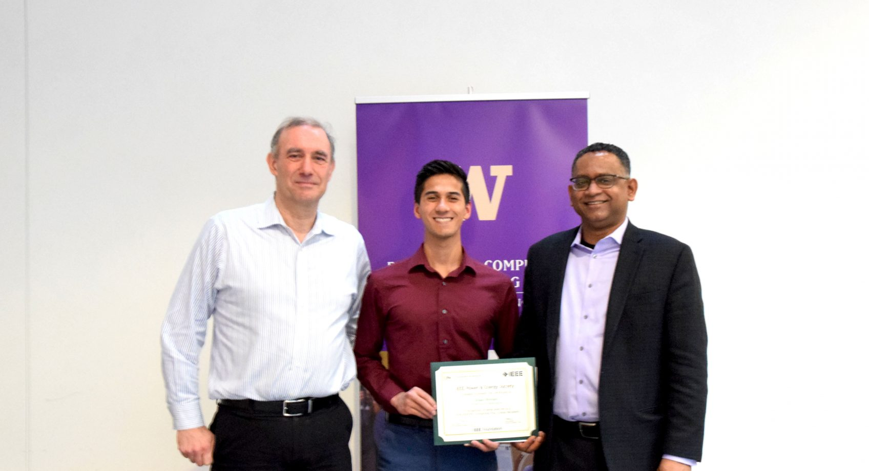 ECE student named 2018-19 PES scholarship recipient Banner