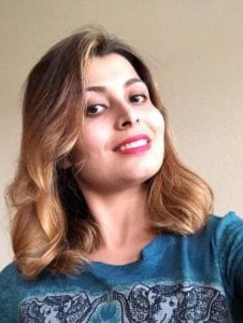 Yasaman Ghasempour Headshot