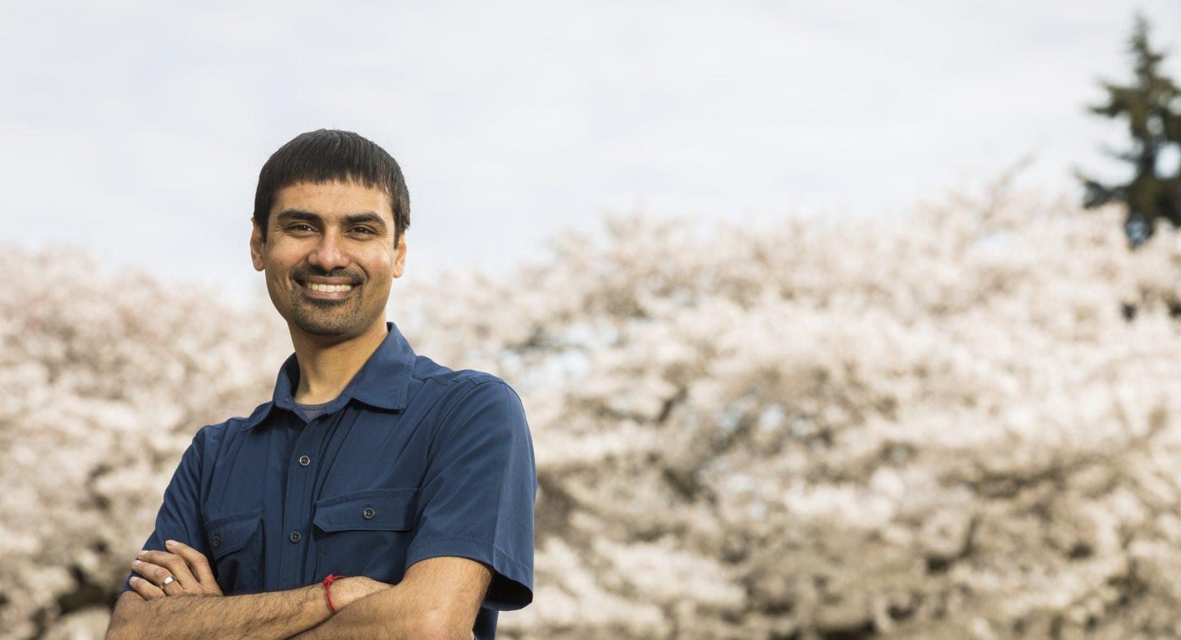 Shwetak Patel receives ACM prize in computing Banner