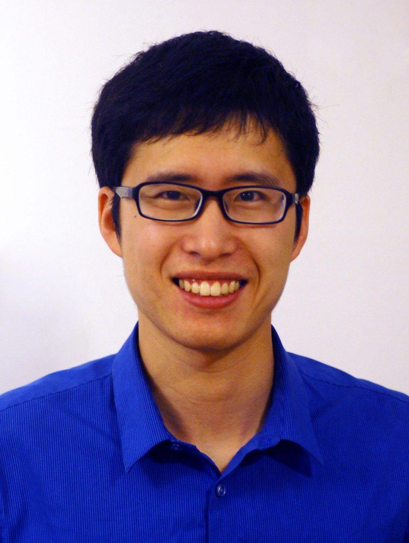 Xiang Chen Headshot