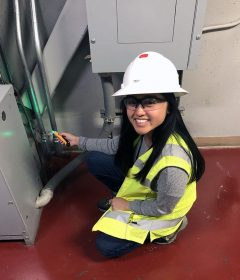 ECE student gains experience through UW Facilities' Engineering Services Thumbnail