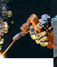 Professor Howard Chizeck profiled by Robotics Business Review Thumbnail