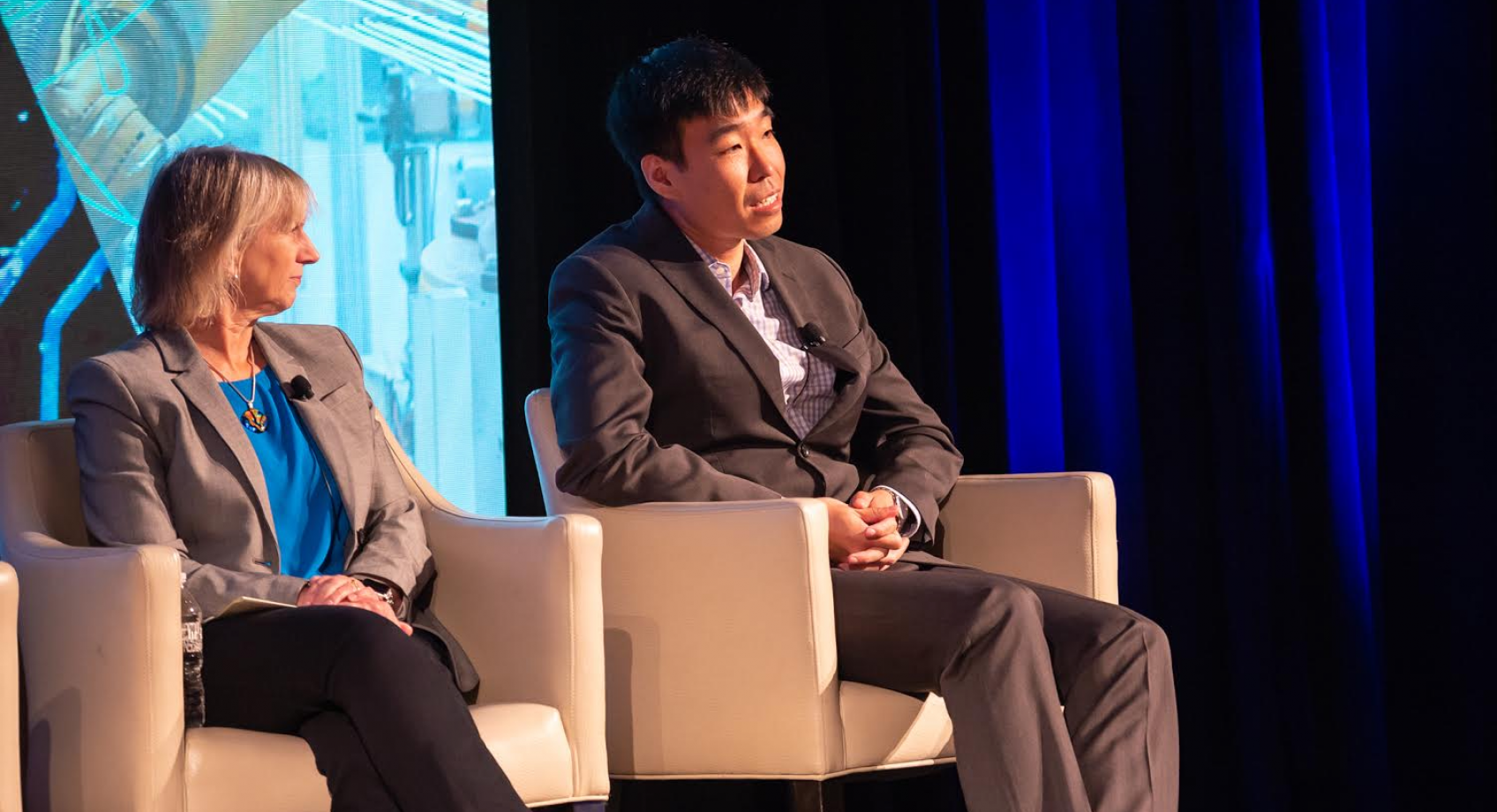 Assistant professor Baosen Zhang serves as panelist at DOE Artificial Intelligence Summit Banner