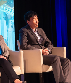 Assistant professor Baosen Zhang serves as panelist at DOE Artificial Intelligence Summit