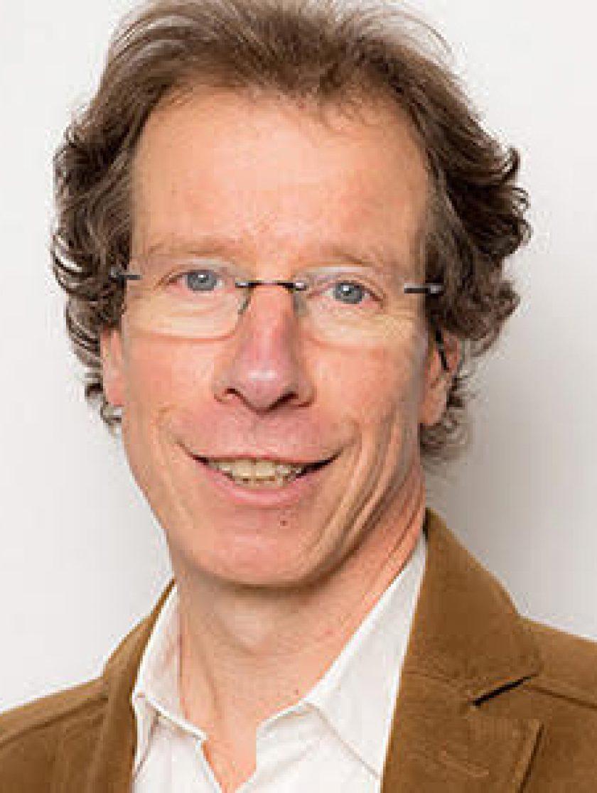 Stéphane Mallat Headshot