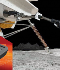 Professor Howard Chizeck's company Olis Robotics chosen to run software for lunar missions