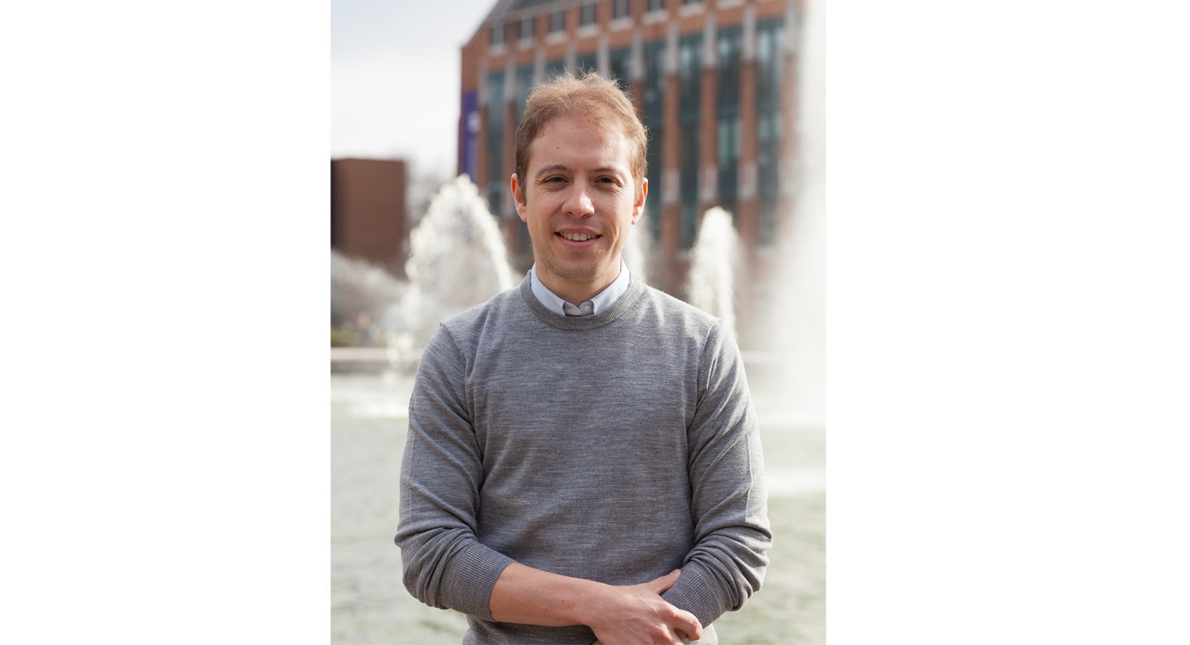 Assistant Professor Brian Johnson leads $4.9 million DOE grant to improve solar technologies Banner