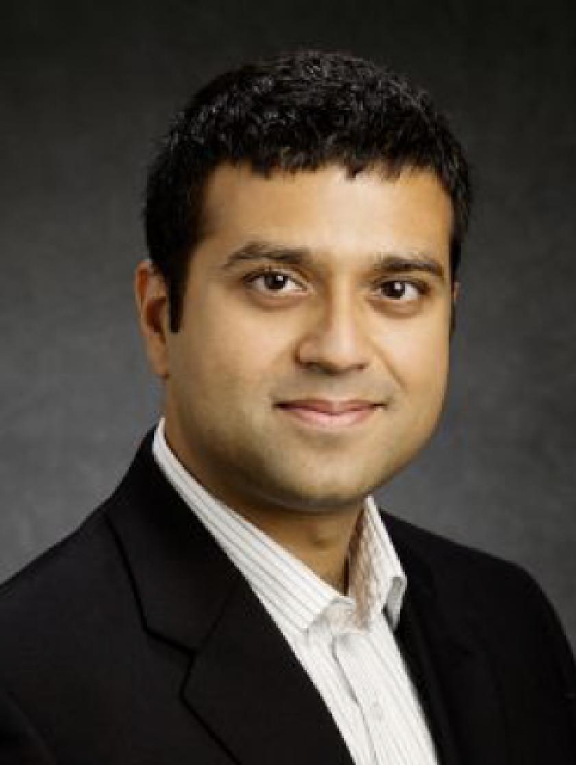 Gaurav Bahl Headshot