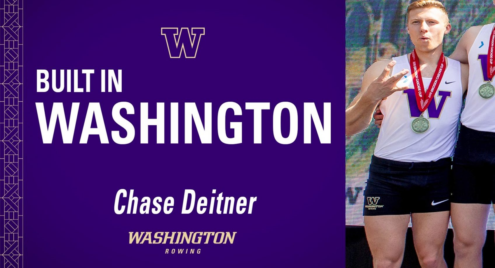 Built in Washington: Chase Deitner Banner