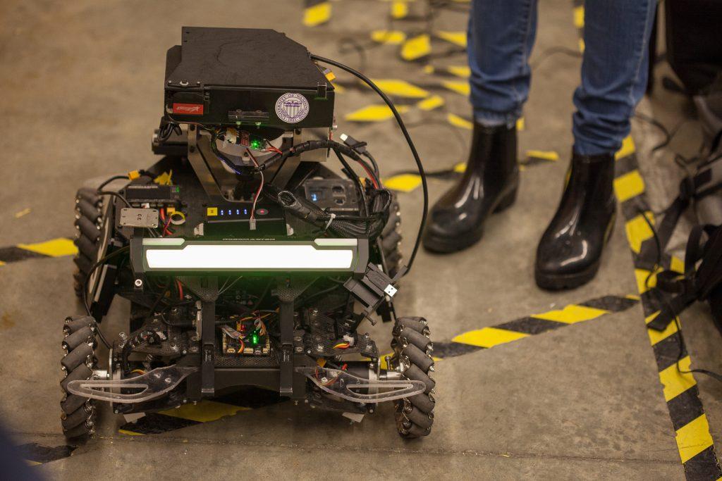 Advanced Robotics at UW Club's RoboMaster robot