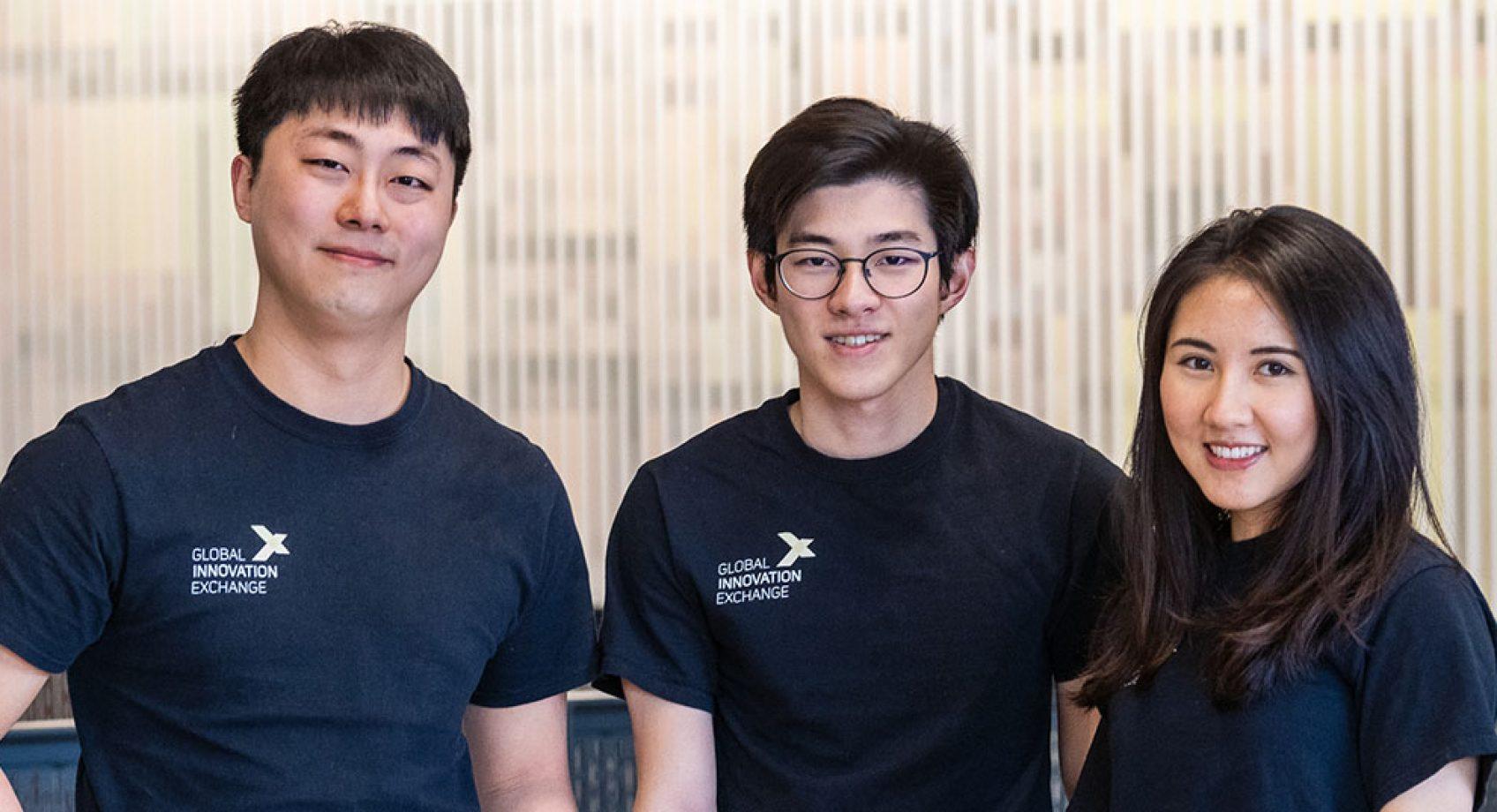 GIX student team