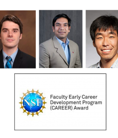UW ECE faculty and alumni receive NSF CAREER awards Thumbnail
