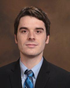 UW EE alum and WPI Assistant Professor Andrew Clark