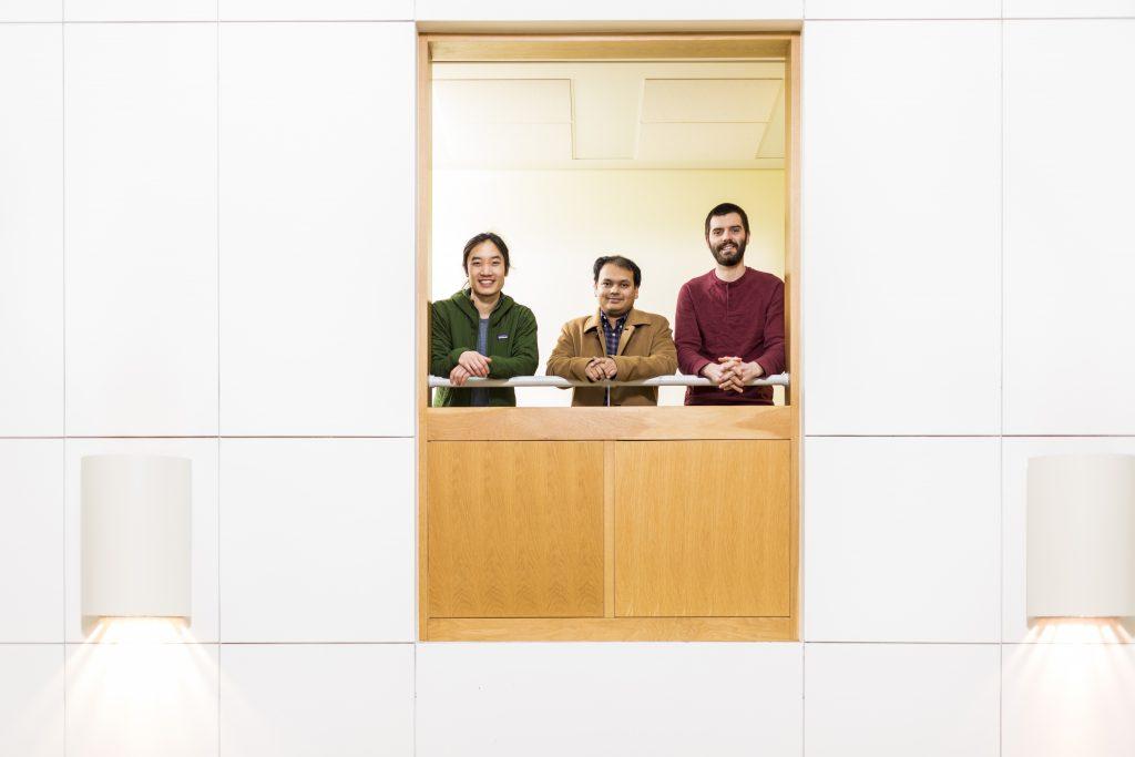 Arka Majumdar, Alan Zhang, and Shane Colburn