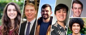 headshots of 2020 NSF GRFP award recipients