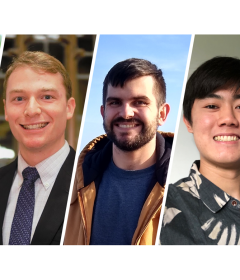 UW ECE students receive National Science Foundation Graduate Research Fellowships and Honorable Mentions